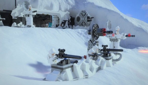 Star Wars Hoth Echo Base 02