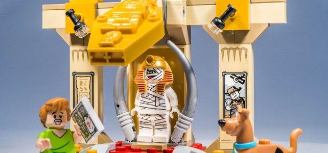 REVIEW LEGO 75900 – Scooby Doo – Le mystère du musée de la momie