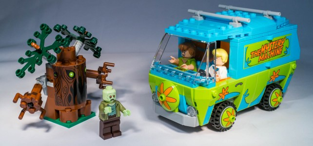 REVIEW LEGO 75902 – Scooby Doo – The Mystery Machine