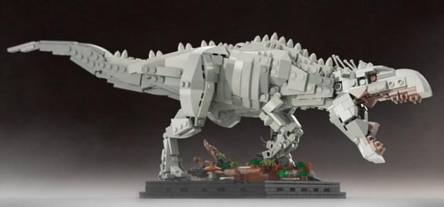Indominus Rex LEGO Ideas