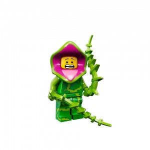 LEGO Collectible Minifigures Series 14 Monsters (71010) Plant Monster