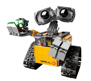 LEGO Ideas #011 WALL•E (21303) 01