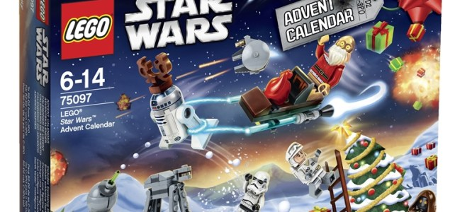 75097 calendrier avent LEGO Star Wars