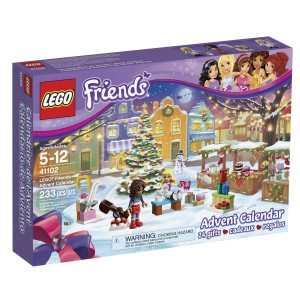 LEGO Friends 2015 Advent Calendar (41102)