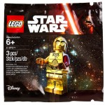 polybag 5002948 C-3PO bag
