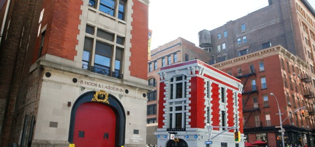 75827 Ghostbusters Firehouse Headquarters 01