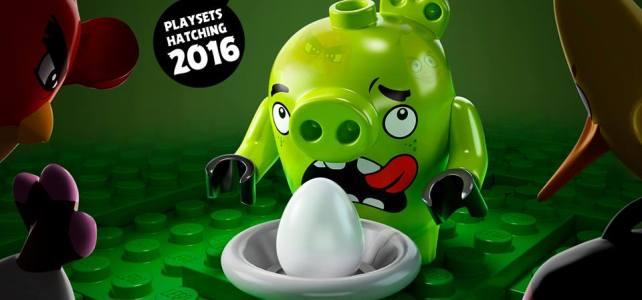 LEGO Angry Birds Bad Piggies