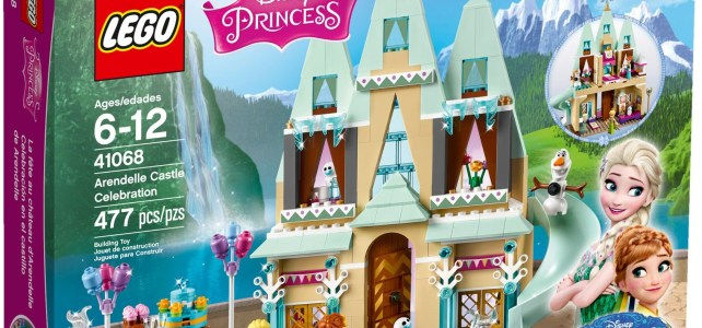 LEGO Disney Princess Frozen 41068 - Arendelle Castle Celebration 1