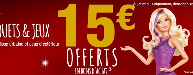 Bon plan Carrefour Online