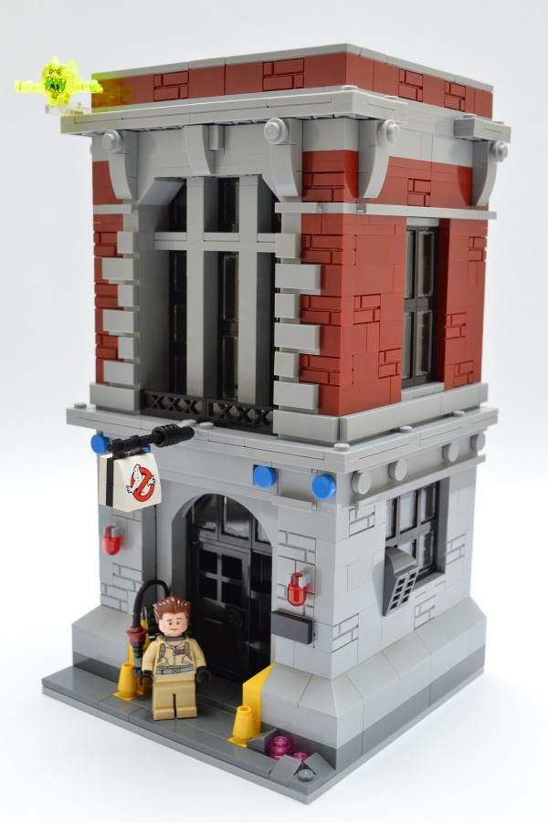 Ghostbusters Headquarters Mini Modular