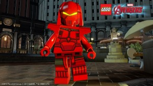 LEGO Marvel's Avengers Video Game - Crimson Dynamo