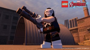 LEGO Marvel's Avengers Video Game - Crossbones