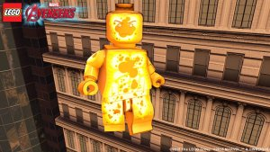 LEGO Marvel's Avengers Video Game - Korvac