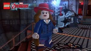 LEGO Marvel's Avengers Video Game - Peggy Carter