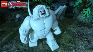 LEGO Marvel's Avengers Video Game - Wendigo