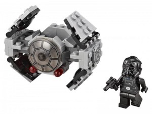 LEGO Star Wars Microfighters 75128 Tie Advanced Prototype