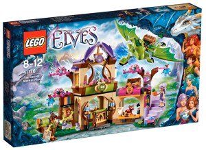 LEGO Elves 41176 The Secret Market Place