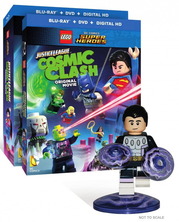 LEGO DC Comics Superheroes Justice League Cosmic Clash