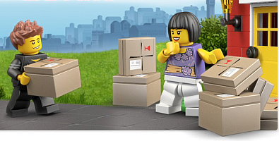 LEGO-Shipping date limite