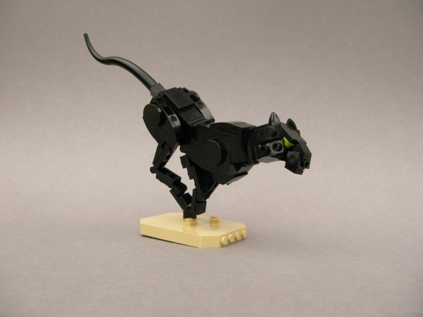LEGO mouvement Panthere