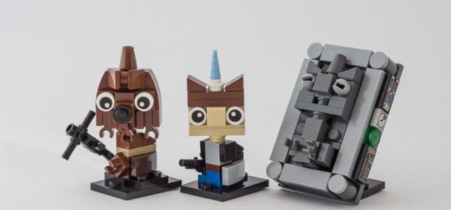 Star Wars Uni Kitty Chewbacca Han Solo