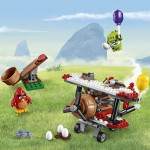 LEGO Angry Birds 75822 Piggy Plane Attack (2)