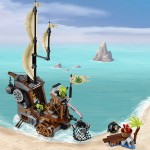LEGO Angry Birds 75825 Piggy Pirate Ship (2)