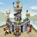 LEGO Angry Birds 75826 King Pig's Castle (2)