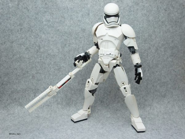 LEGO First Order Stormtrooper TR-8R