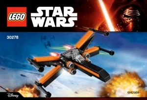 Polybag LEGO Star Wars 30278