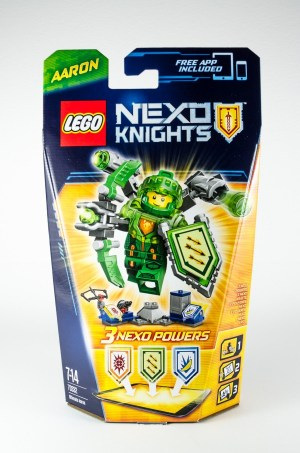 Review LEGO Nexo Knights 70332 Ultimate Aaron 01