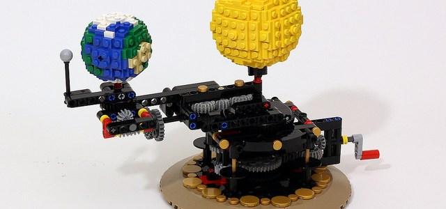 LEGO planétaire