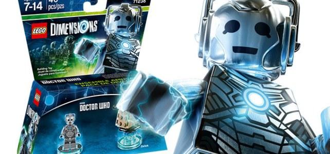REVIEW LEGO Dimensions 71238 Cyberman (Fun Pack)