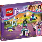 LEGO Friends Amusement Park Space Ride (41128) box