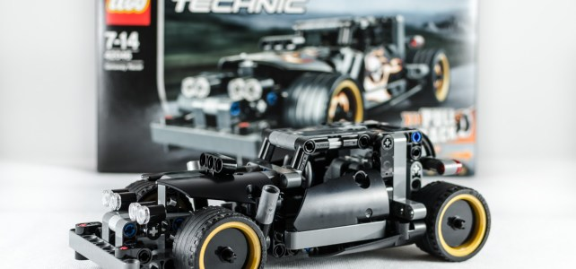 REVIEW LEGO Technic 42046 Getaway Racer