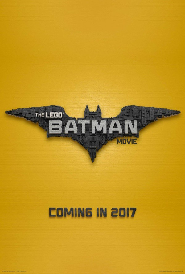 The LEGO Batman Movie affiche