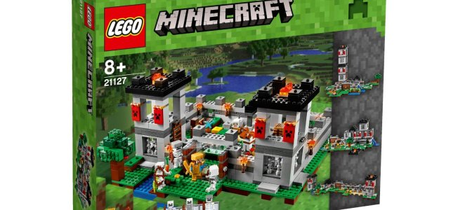 LEGO Minecraft 21127 The Fortress en vidéo