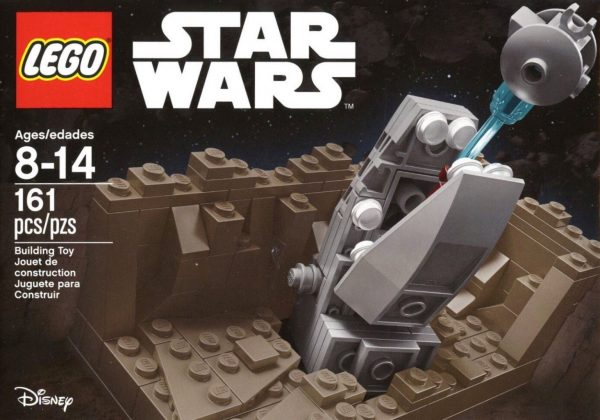 LEGO Star Wars May the 4th : Escape the Space Slug