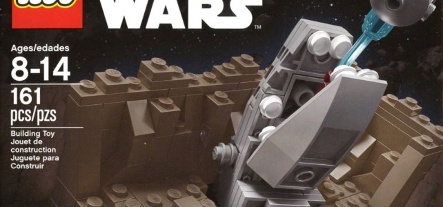 LEGO Star Wars May the 4th : Escape the Space Slug