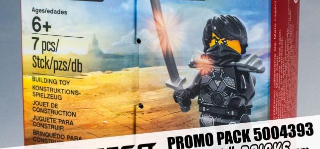 Lego Ninjago Promo Pack 5004393