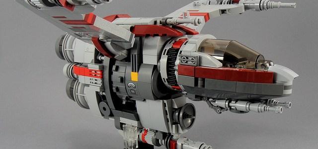 Vaisseau Kh-1 Vulture