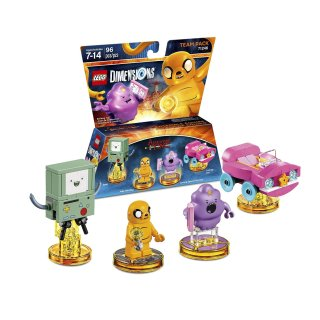 LEGO Dimensions Team Pack 71246 Adventure Time