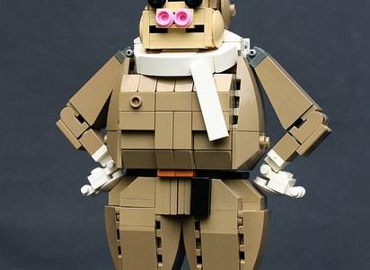 LEGO Porco Rosso