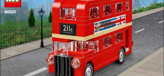 Polybag LEGO 40220 London Bus