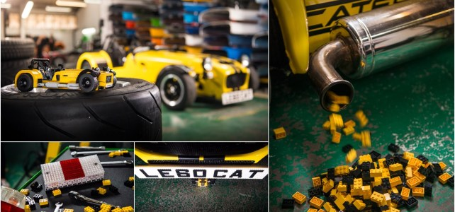 Annonce LEGO Ideas 21307 Caterham Seven 620R