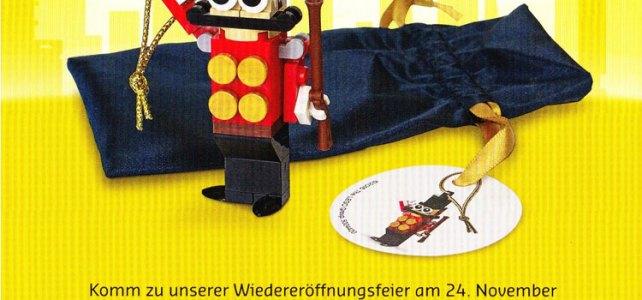 Décoration de Noël LEGO 5004420 Toy Soldier