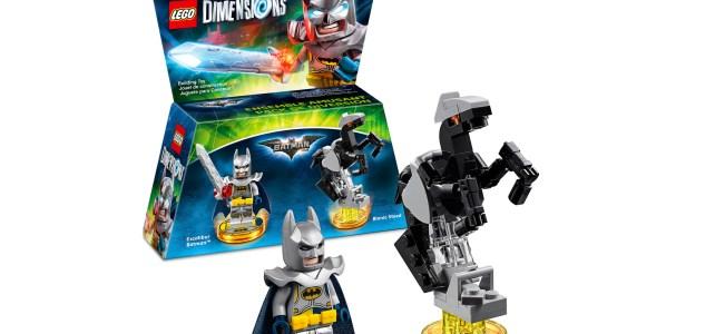 LEGO Dimensions The LEGO Batman Movie Fun Pack 71344