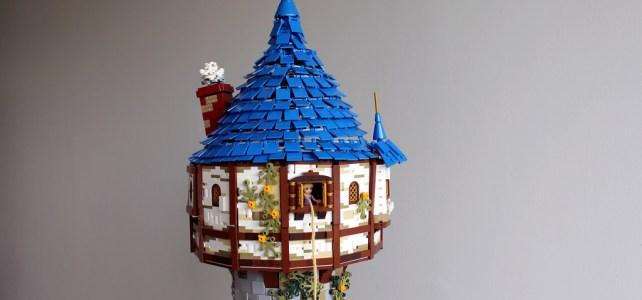 La tour de Raiponce
