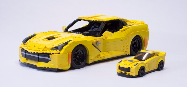 LEGO Corvette Stingray