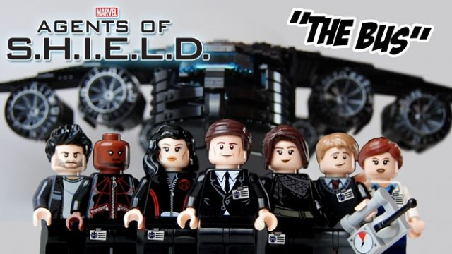 LEGO Ideas Marvel's Agents of S.H.I.E.L.D.